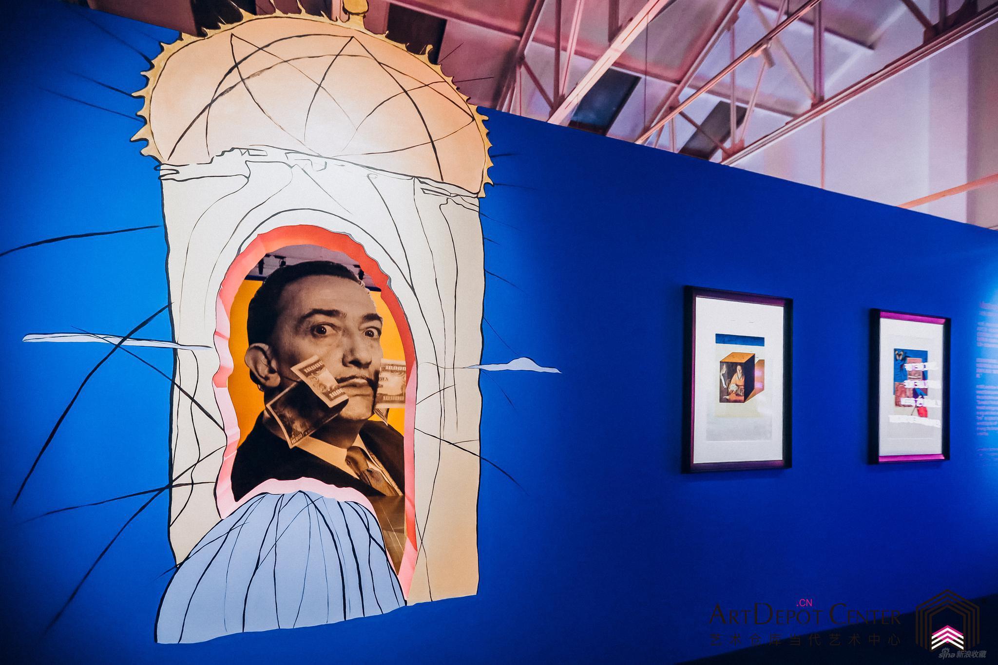 萨拉瓦尔?达利:超现实主义的记忆艺术大展展览现场