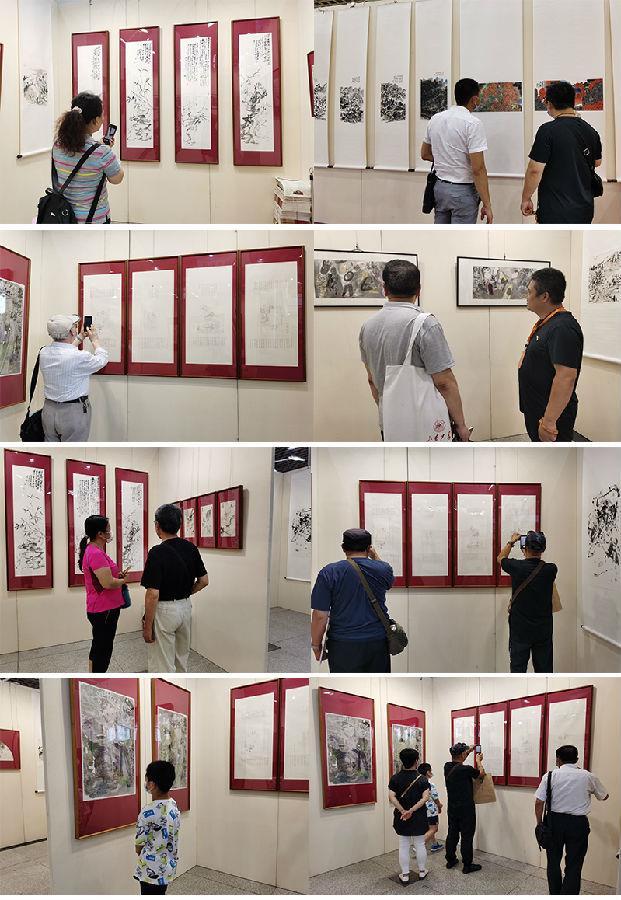 濟南藝博會攜手個山美術館強勢推出當代藝術名家專題系列展