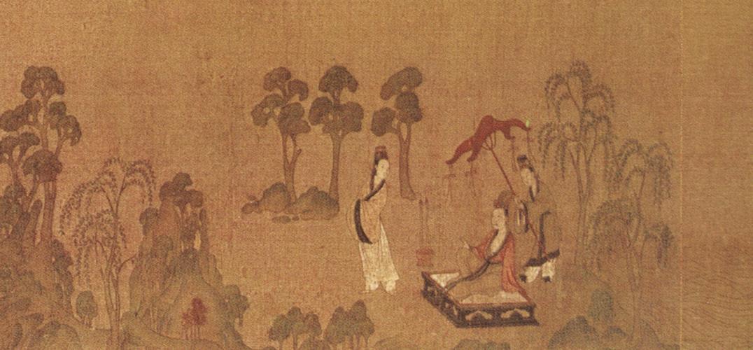 """顾恺之书画中的""""三绝"""""""