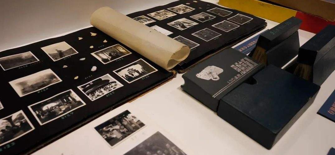 胡一川艺术与文献展&宋步云纪念展在央美举行