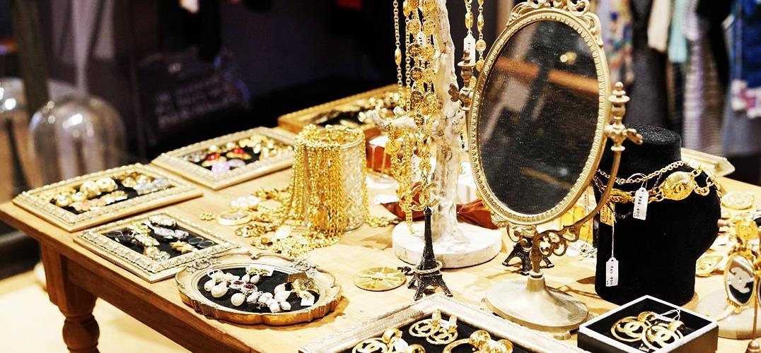 古董珠宝VS古着珠宝