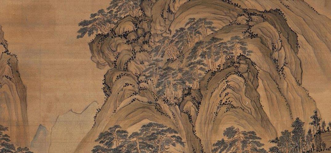 浅聊中国古代绘画中的石与山水
