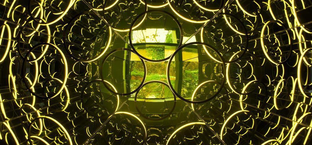 奥拉维尔·埃利亚松个展亮相纽约画廊