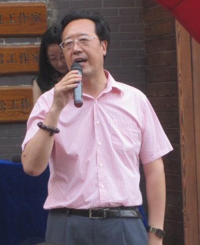 张晓东先生现为中国书法家协会