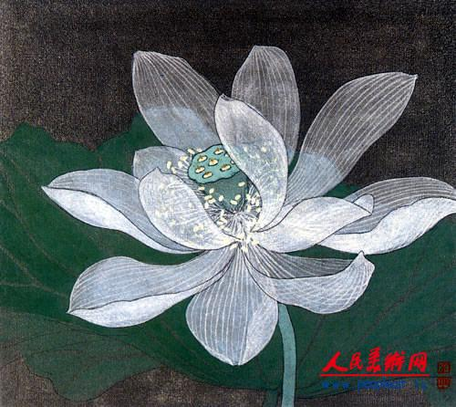 其创作,教学以工笔人物画为主,擅将色粉笔画与工笔画技法融为一体.