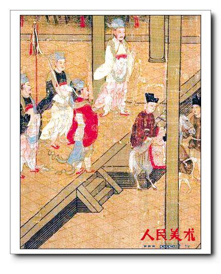 清宫旧藏《古代人物》